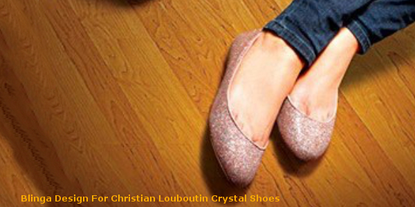 Swarovski Christian Crystal Bridal Shoes