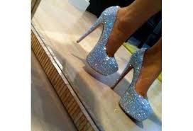 Crystal Bridal Shoes